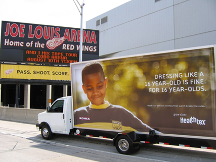 mobile billboard detroit